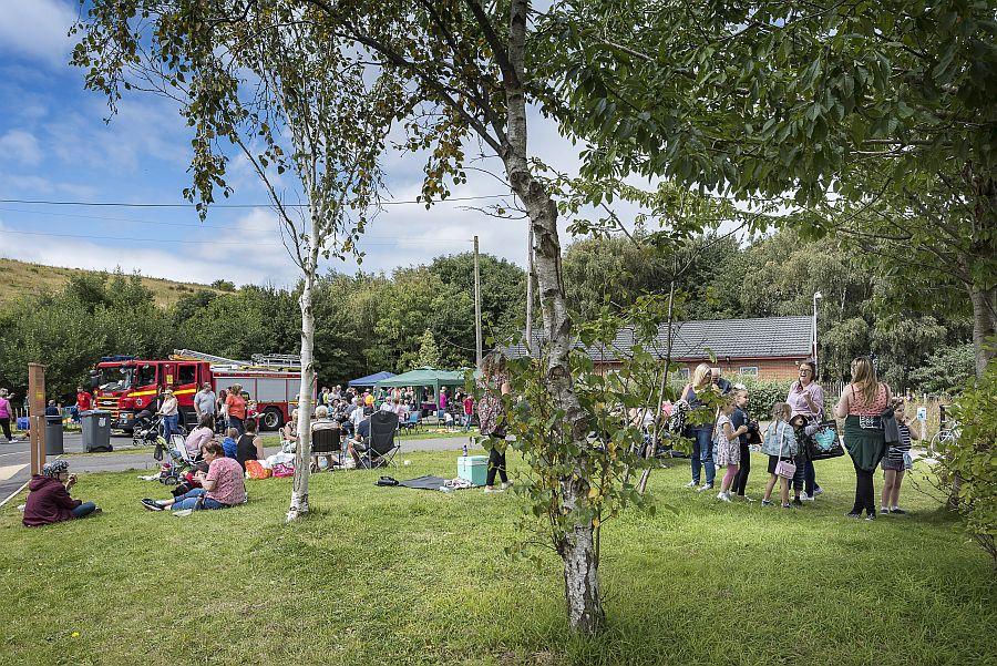 Port Sunlight River Park Birthday Family Picnic Event