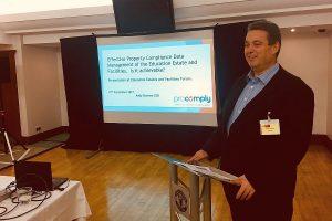 Property Compliance data management