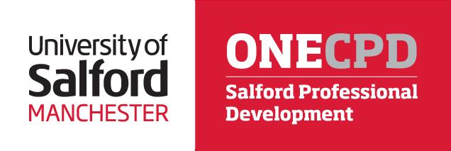 Salford OneCPD logo