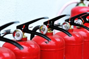 New fire extinguishers - ASAP Comply